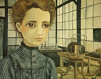 "Marie Curie ""Mujeres"""