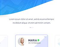 Web - App Ui