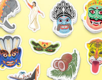 Snapchat Festive Season Stickers