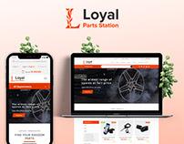 loyal shop
