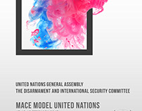 MACE Model United Nations 2017 Posters