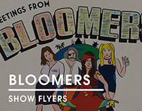 Bloomers Comedy | Show Flyer Promos