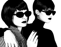 LIP LIKE VINYL for Nylon x Kat Von D x Sephora