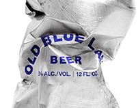 Old Blue Last Beer