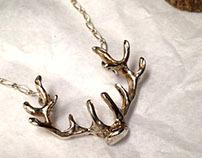Horns Necklace