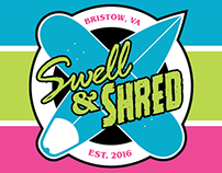 Swell & Shred - Brand Campaign