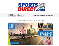 Karrimor - Email Campaign