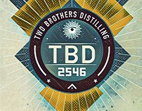 Two Brothers Distilling.