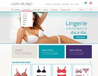 Luza Araujo - Design site