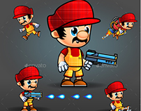 2D Game Character Sprites 265