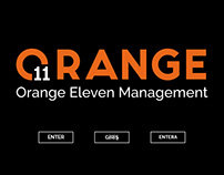 Orange Web Site