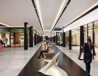 Shopping Mall CGI