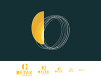 Detak Studio Logo Design