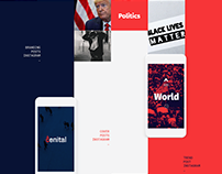 Cenital | Social Media & Branding