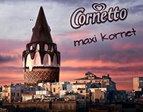 Cornetto Maxi