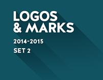 Logos & Marks 2014 - 2015 Set 2