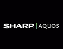 Sharp Aquos 4K resolution TV | TVC By ALJ