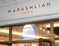 Marashlian Pastry   Brand Identity