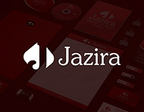 Jazira - Corporate Identity