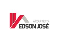 Logotipo Edson José Arquiteto da cidade de Cunha - SP