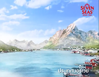 SEVENSEAS Fish Oil - TVC