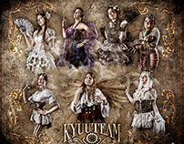 Kyuuteam - Steampunk