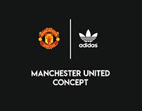 Manchester United 2019/20 Kit Concept