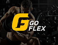 GO Flex Logo Design