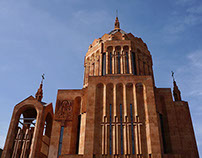 St. Amenaprkich Church | Nor Hachn, Armenia