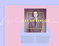 Wes Anderson (concept)