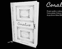 Projeto Gráfico - Coraline
