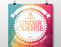 Under Odense - Posters