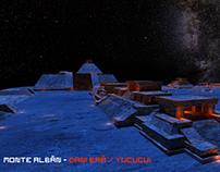 Monte Alban 3D
