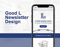 Email Marketing Design & Development - Good L