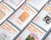 Zettelwerk – Archiv für Alltagsdrucksachen