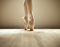 First Days and Weeks of Pointe Work