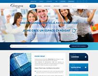 Phone Group Website