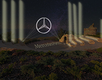 Competition - Mercedes-Benz Golf Event