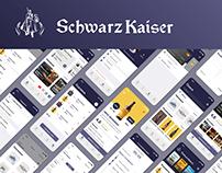 SchwarzKaiser - Mobile App