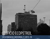 CB_Taller Historia2_Edificio ECOPETROL_201310