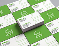 Shake Shack Rebrand (for fun)
