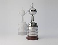 The Copa Libertadores Trophy - 3D Model