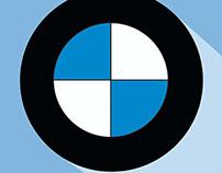 Rebrand Flat Design Logo