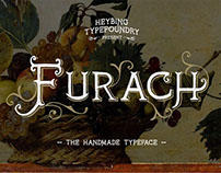 Furach Typeface Released !