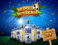 La copa más salvaje - Russkaya