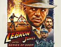 LeBron James and the Series of Doom for B/R