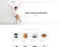 Uniqlo - Minimal eCommerce Shopify Theme