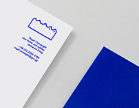 Royal Connaught care home - brand design