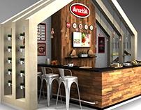 Propuesta stand Ariztía / Food&Service