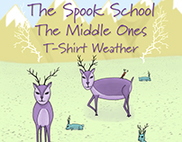 Spook School, Middle Ones, T-Shirt Weather (2015)